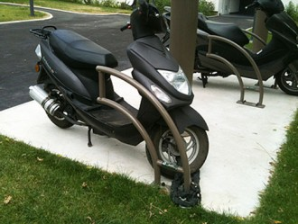 Appui range motos - Devis sur Techni-Contact.com - 1