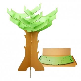 Arbre en carton recyclable - Devis sur Techni-Contact.com - 2