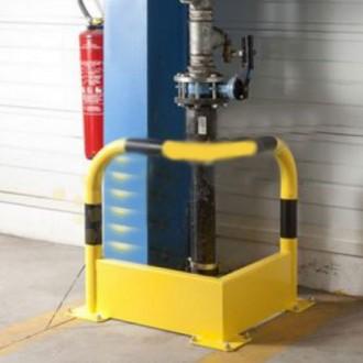 Arceau de sécurité avec plinthe - Devis sur Techni-Contact.com - 3