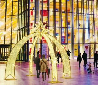 Arche dorée LED - Devis sur Techni-Contact.com - 2