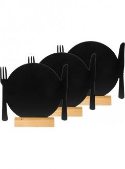 Ardoise de table avec socle en bois - Devis sur Techni-Contact.com - 2