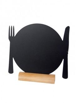 Ardoise de table avec socle en bois - Devis sur Techni-Contact.com - 4