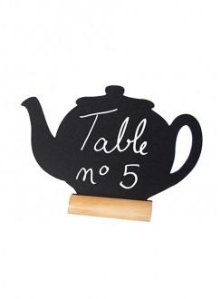 Ardoise de table avec socle en bois - Devis sur Techni-Contact.com - 7