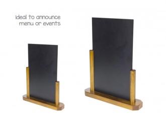 Ardoise de table double face - Devis sur Techni-Contact.com - 1