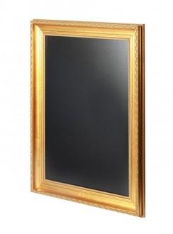 Ardoise menu avec un cadre doré - Devis sur Techni-Contact.com - 4