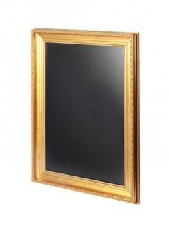 Ardoise menu avec un cadre doré - Devis sur Techni-Contact.com - 5