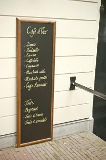 Ardoise menu murale en bois - Devis sur Techni-Contact.com - 10