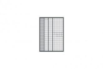 Armoire à bacs avec panneaux coulissants - Devis sur Techni-Contact.com - 1