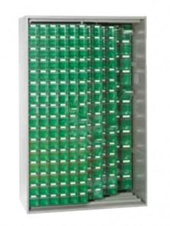 Armoire à bacs avec panneaux coulissants - Devis sur Techni-Contact.com - 4