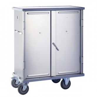 Armoire à linge à roues - Devis sur Techni-Contact.com - 4