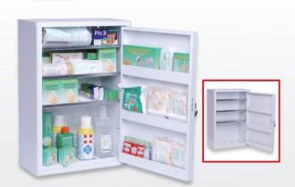 Armoire à pharmacie 1 porte - Devis sur Techni-Contact.com - 1