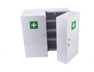 Armoire à pharmacie à 2 portes - Devis sur Techni-Contact.com - 1