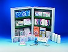 Armoire à pharmacie à 6 compartiments - Devis sur Techni-Contact.com - 1