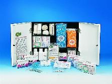 Armoire à pharmacie en ABS 2 portes - Devis sur Techni-Contact.com - 2