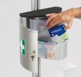 Armoire à pharmacie en aluminium - Devis sur Techni-Contact.com - 1