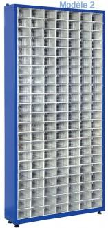 Armoire à tiroirs plastique de taille unique - Devis sur Techni-Contact.com - 2