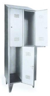 Armoire casier inoxydable - Devis sur Techni-Contact.com - 3