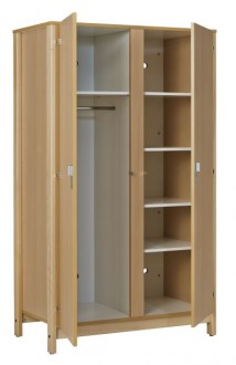 Armoire chambre multi rangements - Devis sur Techni-Contact.com - 1