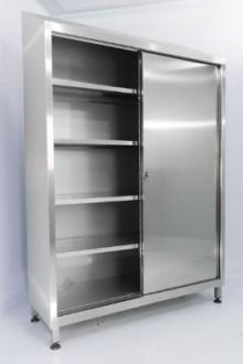 Armoire d'atelier à portes coulissantes - Devis sur Techni-Contact.com - 1