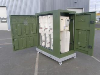 Armoire de distribution électrique - Devis sur Techni-Contact.com - 1