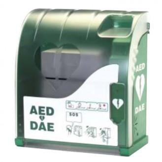 Armoire de protection défibrillateur - Devis sur Techni-Contact.com - 1