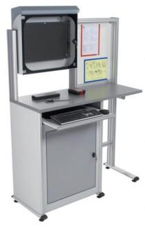 Armoire de protection informatique métallique - Devis sur Techni-Contact.com - 1