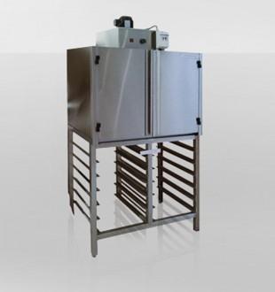 Armoire de pulvérisation chocolat - Devis sur Techni-Contact.com - 1