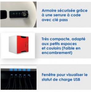 Armoire compacte de rechargement universelle  - Devis sur Techni-Contact.com - 3