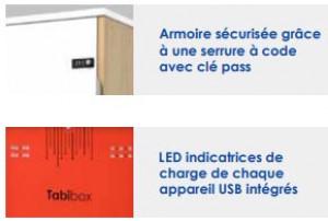 Armoire de rechargement pour tablettes - Devis sur Techni-Contact.com - 3