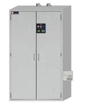 Armoire de sécurité pour bouteilles de gaz inflammable L 140 cm - Devis sur Techni-Contact.com - 1