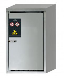 Armoire de sécurité pour bouteilles de gaz L 84 cm - Devis sur Techni-Contact.com - 2