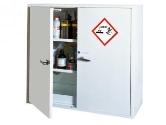 Armoire de sécurité pour corrosifs double paroi - Devis sur Techni-Contact.com - 1
