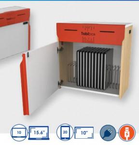Armoire de stockage et de rechargement pour tablettes - Devis sur Techni-Contact.com - 2