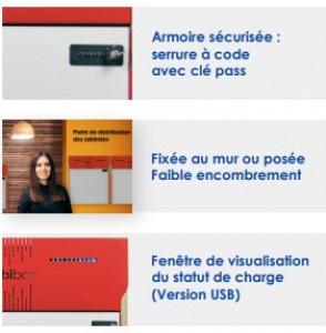 Armoire de stockage et de rechargement pour tablettes - Devis sur Techni-Contact.com - 3