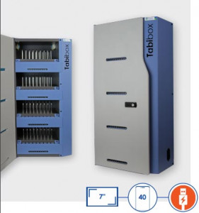 Armoire de stockage et rechargement pour 40 appareils - Devis sur Techni-Contact.com - 2