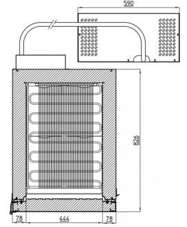 Armoire de stockage froid 140 L - Devis sur Techni-Contact.com - 2