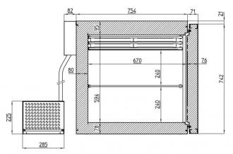 Armoire de stockage froid 140 L - Devis sur Techni-Contact.com - 3