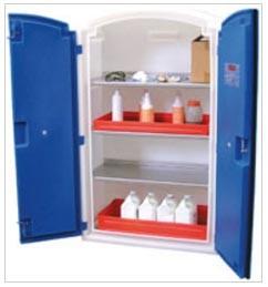 Armoire de stockage pour produits corrosifs - Devis sur Techni-Contact.com - 2
