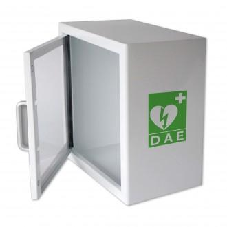 Armoire défibrillateur avec alarme - Devis sur Techni-Contact.com - 1