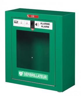 Armoire défibrillateur murale - Devis sur Techni-Contact.com - 1