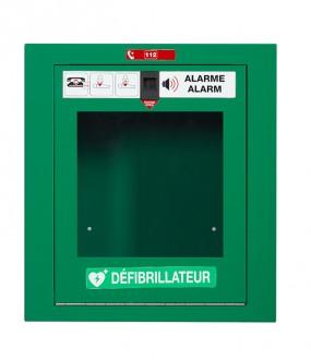 Armoire défibrillateur murale - Devis sur Techni-Contact.com - 2