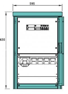 Armoire distribution électrique - Devis sur Techni-Contact.com - 2