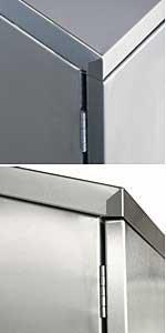 Armoire haute à porte battante - Devis sur Techni-Contact.com - 2