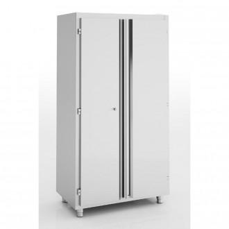 Armoire haute de cuisine en inox - Devis sur Techni-Contact.com - 2
