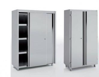 Armoire haute de cuisine en inox - Devis sur Techni-Contact.com - 3