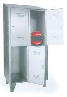 Armoire industrielle casier - Devis sur Techni-Contact.com - 1
