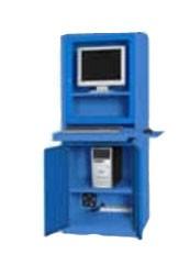 Armoire informatique à ventilateur intégré - Devis sur Techni-Contact.com - 1