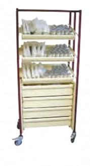 Armoire médicale à colonne - Devis sur Techni-Contact.com - 1