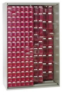 Armoire métallique porte-bacs - Devis sur Techni-Contact.com - 1
