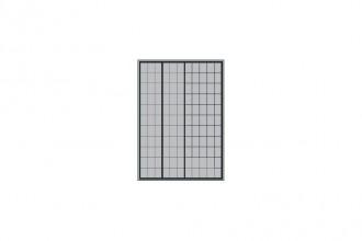Armoire métallique porte-bacs - Devis sur Techni-Contact.com - 2